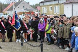 Obchody 71. rocznicy walk oziemię złotowską