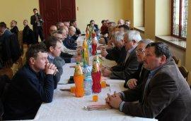 W Zarządzie Rejonowego Związku Spółek Wodno-Melioracyjnych bez zmian