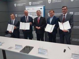 Budowa sali sportowej przy SOSW - umowa na dofinansowanie już podpisana